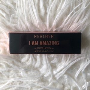 The Real Her I Amazing Matte Lipstick